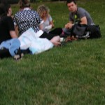 déjeûner sur l'herbe
