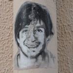 les-gens-en-graffitis-papiers